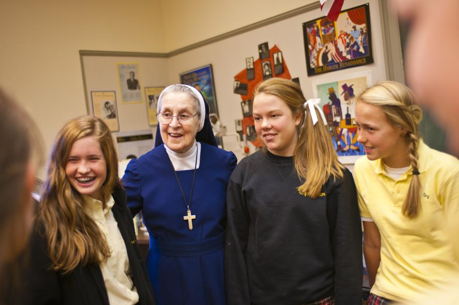 Steeped in Salesian tradition, DC girls school adapts to the times
