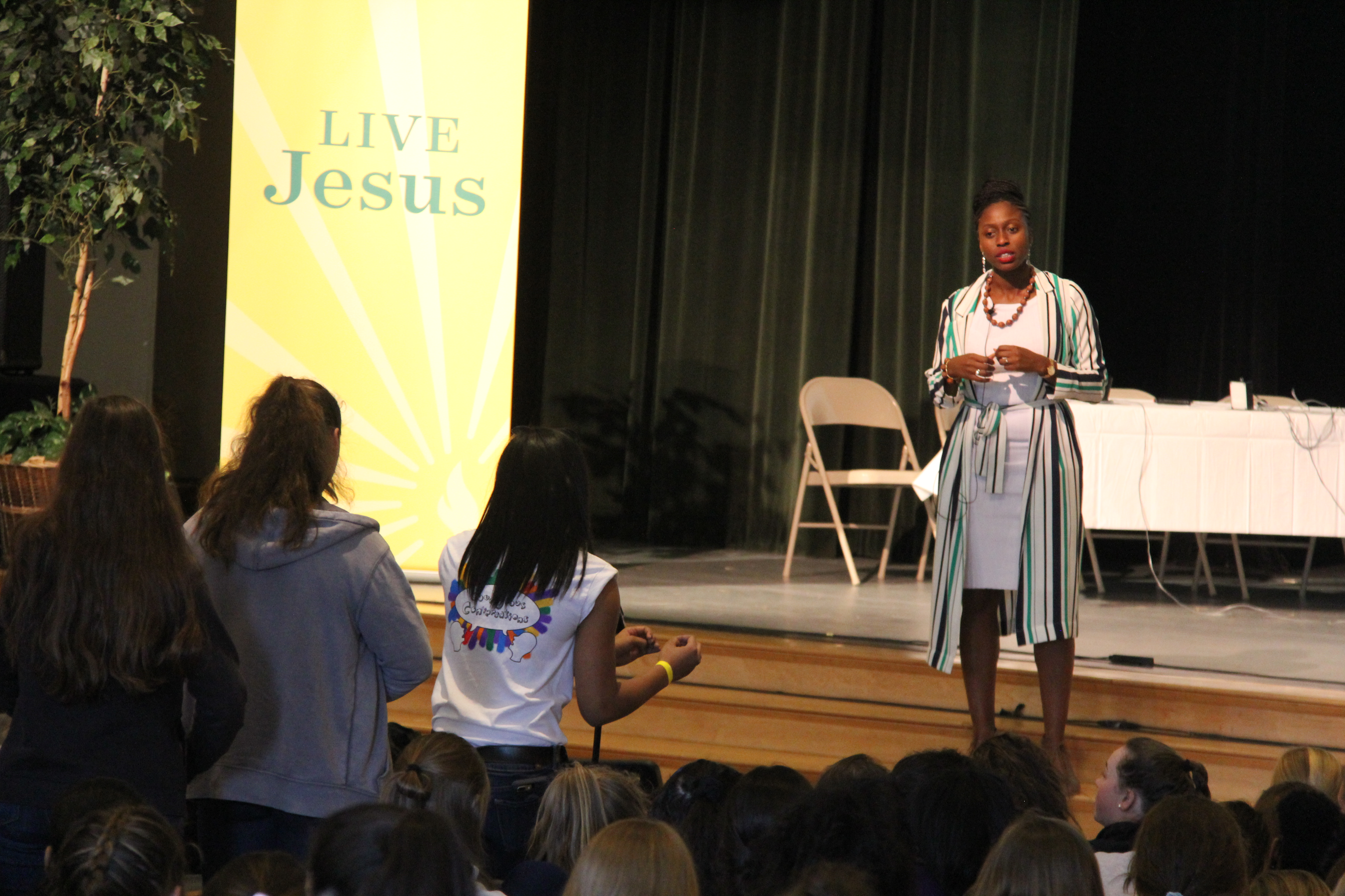 Diversity Day Gives Students Tools for Courageous Conversations